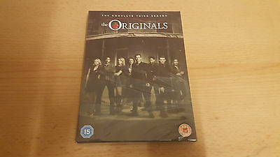 The Originals Season 3 DVD New & Sealed Region 2 UK Fast Delivery