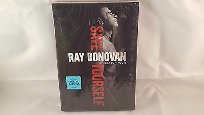 Ray Donovan Season 4 DVD New & Sealed Fast UK Delivery