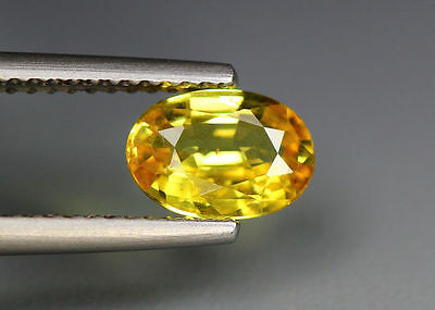 1.36 Cts_Top Grade Top Fire_Limited Edition_100 % Natural Chrysoberyl_Srilanka