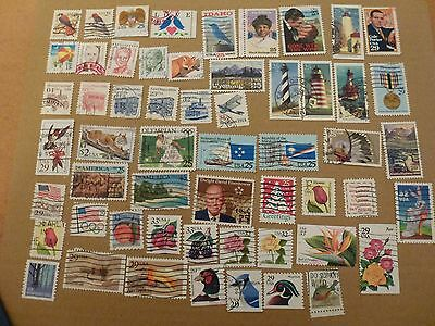 U.S.A. Used selection from 90s 2 scans.