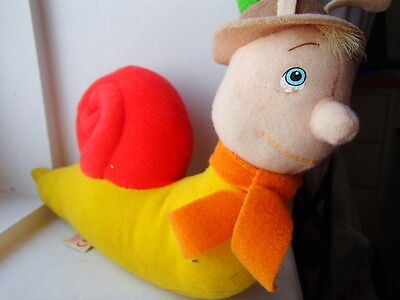 Plush Brian Magic roundabout collectable