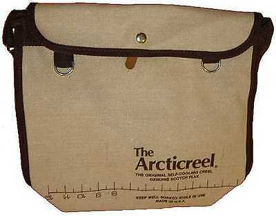 The Original Self-Cooling Flax Canvas Arcticreel Fisherman's Creel