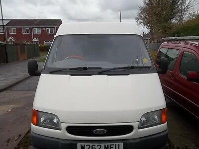 2000 W Reg Ford Transit 2.5 Diesel One Years Test