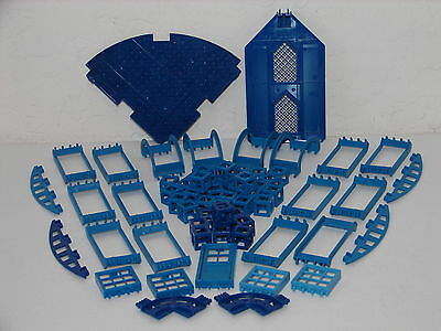 ROKENBOK Mixed Lot BLUE WINDOWS & DOORS Spare Parts Replacements