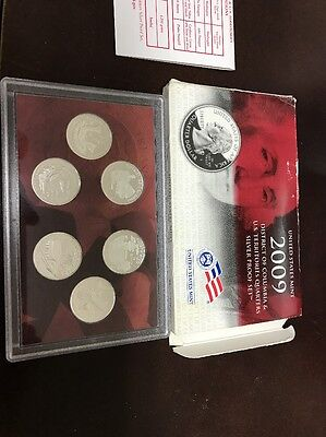 2009 United States Mint US Territories Proof Set