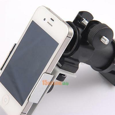 Universal Mount Stand Clamp for Monoculars Eyepiece Phone Microscope Telescope