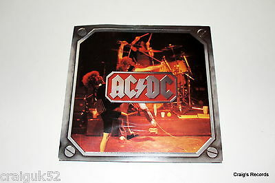 "AC/DC - Whole lotta Rosie (7"" Vinyl Record,45rpm,1980s) - HM 4"