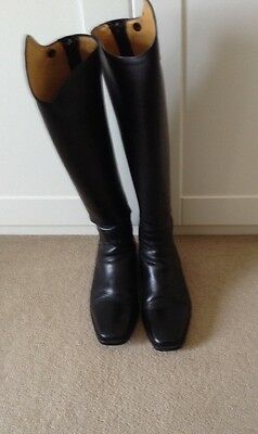 Sergio Grasso Ladies Riding Boots Size 42