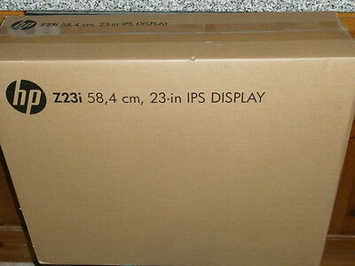 """HP Z,Display Z23i,23""""IPS,, LCD widescreen monitor,still boxed."""