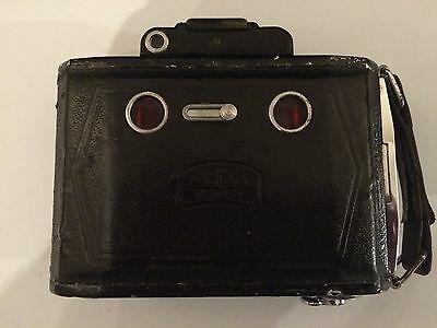 Zeiss Ikon Compur 1.35F 7cm Folding Front Camera