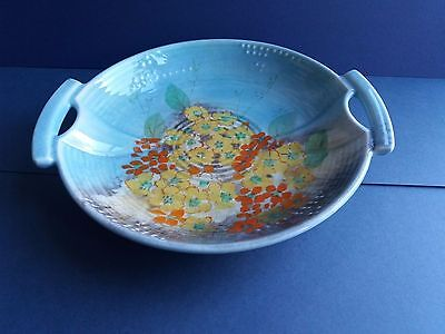 Art Deco Hand Painted Bowl