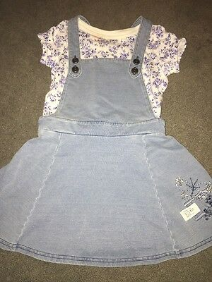 Next Dress And Top Set Age 3-4 Years