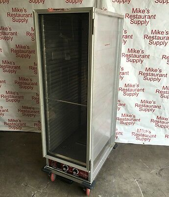 Proofing Cabinet Heated Holding NHPL-1836C #4927 Win-Holt Bakery Bread NSF Hot