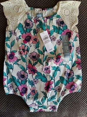 Baby Girls Beautiful Gap Top Age 12-18 months New With Tags