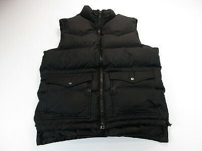 *old Navy* Size M Men's Black Full Zip Vest