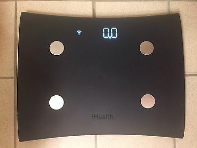 iHealth Vista Wireless Body Analysis Scale for Apple and Android