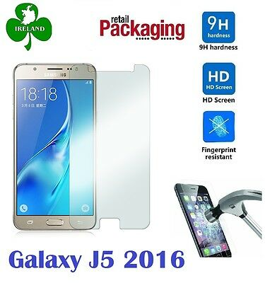 Premium Tempered Glass™ For Samsung Galaxy J5 2016 Screen Protector Film Guard