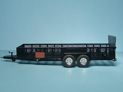 1/87 scale utility trailer kit for rps ford pickup truck vehicle diorama scenery