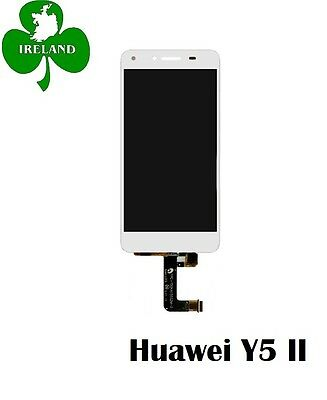 For Huawei Y5 II LCD Touch Screen Display Digitizer White Replacement New