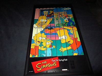 "Simpsons Rare Animation Musical Blind By Animated Animations 2001 ""wow"""