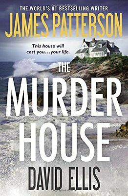 The Murder House by James Patterson and David Ellis  Paperback NEW