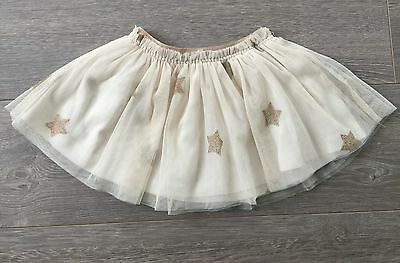 Zara Baby Girl Gold Star Skirt 9-12 Months. EXCELLENT CONDITION!!! SOLD OUT!