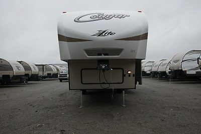 SHOW SPECIAL Cougar Xlite 26RLS 1/2 Ton Tow-able Rear Living RV Buy It Now 25576