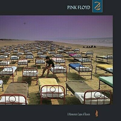 Pink Floyd, The Pink - A Momentary Lapse Of Reason [New Vinyl] Gatefold LP