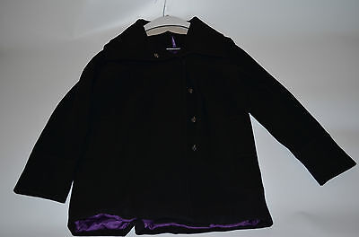 Gorgeous and super stylish maternity wool coat from Seraphine (size 2)