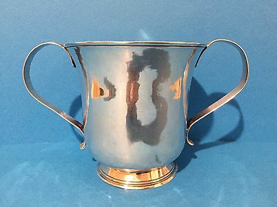 Rare George II Two Handled Racing Cup 1751 London by John Bayley