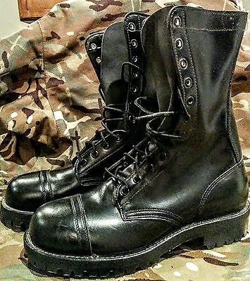 New Canadian Military Garrison Boots