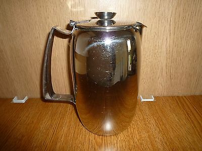 OLD HALL 18/8 STAINLESS STEEL 2pt WATER COFFEE POT