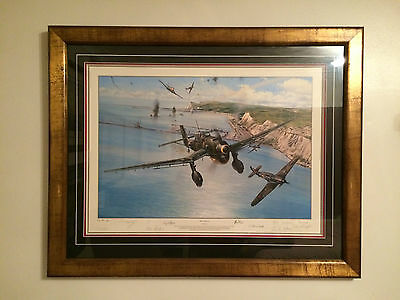OPEN ASSAULT by ROBERT TAYLOR THE RUDEL  TRIBUTE Proof Presentation Copy