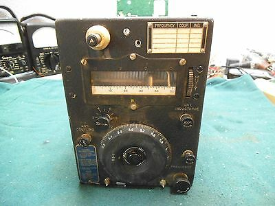 MIlitary Aircraft Transmitter ARC-5 / T-21 5.3 to 7.0 MHz original