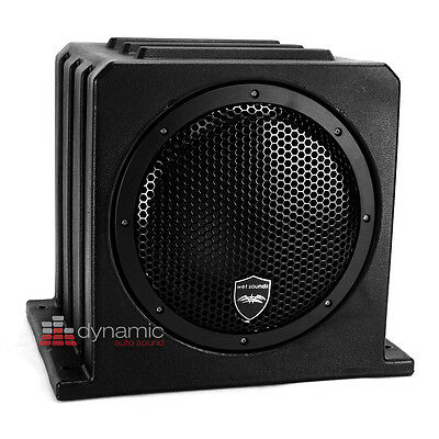 """Wet Sounds STEALTH AS-10 Amplified 10"""" Stealth Series Sealed Sub Enclosure New"""