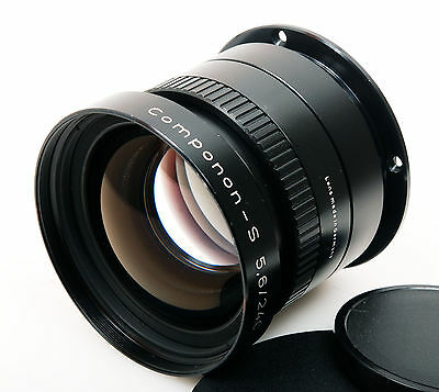 Schneider Componon-S 240mm f/5.6 enlarging lens late model MC (8x10 format)