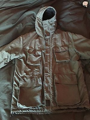 Paul Smith Jeans Teflon Coated Grey Jacket XL Used Condition