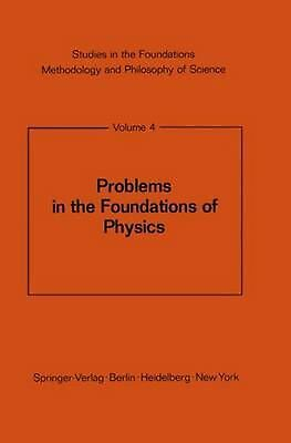 Problems in the Foundations of Physics by Paperback Book (English)