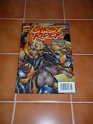 Ghost Rider (Vol2) 62.  Nm Cond. June 1995. 1990 Series. In Chains Part 1
