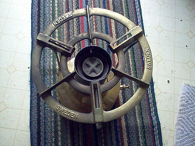 Vintage Gas Camping Stove Sweden #3 Very Nice