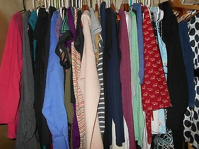 Maternity Lot  -  size Small - 8 to 9 beautiful maternity items - mixed items