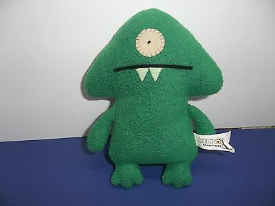 "7"" Green Ugly Doll Pointy Max"