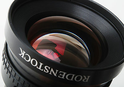 Rodenstock Rodagon 210mm f/5.6 6-element professional enlarging lens (5x7)