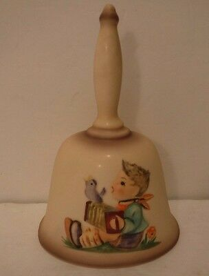 Hummel First Edition Annual Bell In Bas-Relief 1978 - Goebel W. Germany