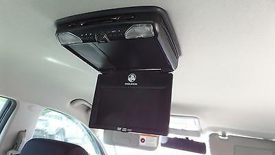 Holden Captiva Radio/cd/dvd/sat/tv Roof Mounted Dvd Player/screen, Cg, 09/06-02/