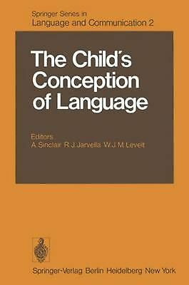 The Child S Conception of Language by Paperback Book (English)