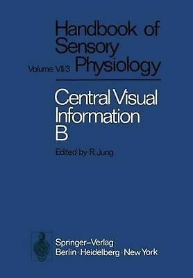 Visual Centers in the Brain by G. Berlucchi (English) Paperback Book Free Shippi