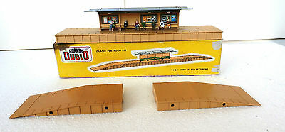 Hornby Dublo No. 5030 Island Platform Boxed includes all sections
