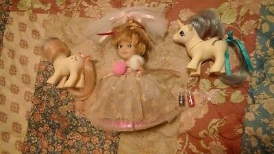Vintage My Little Pony and other lot. Free ship!!