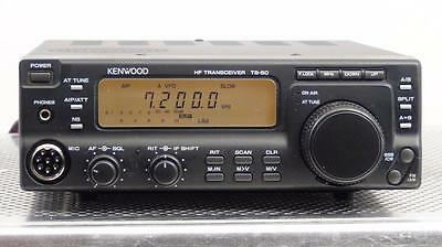 Kenwood TS-50s Transceiver & Accessories - XLNT Condition w/ 30 Day Guarantee!!